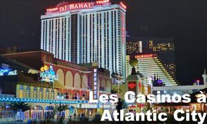 Casinos à Atlantic City