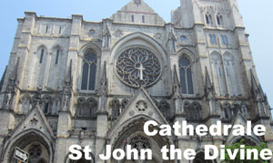 Cathedrale St John The Divine