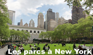 Parcs De New York