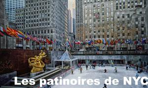 Patinoires de NYC