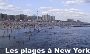 Plages De New York