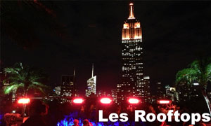 Rooftop de New York