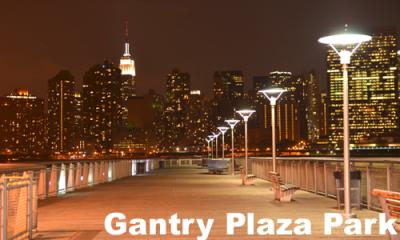Gantry State Plaza Park