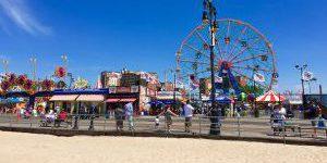 Coney Island et Luna Park